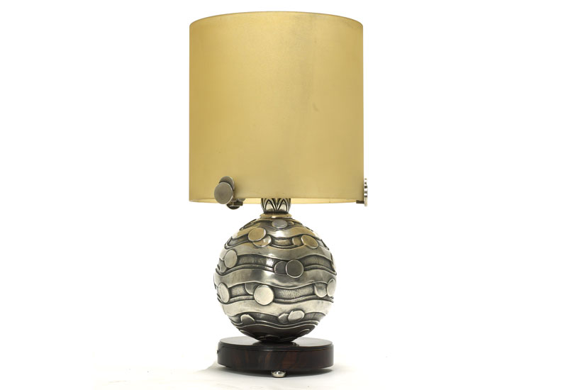 John prinster art deco moderne lighting